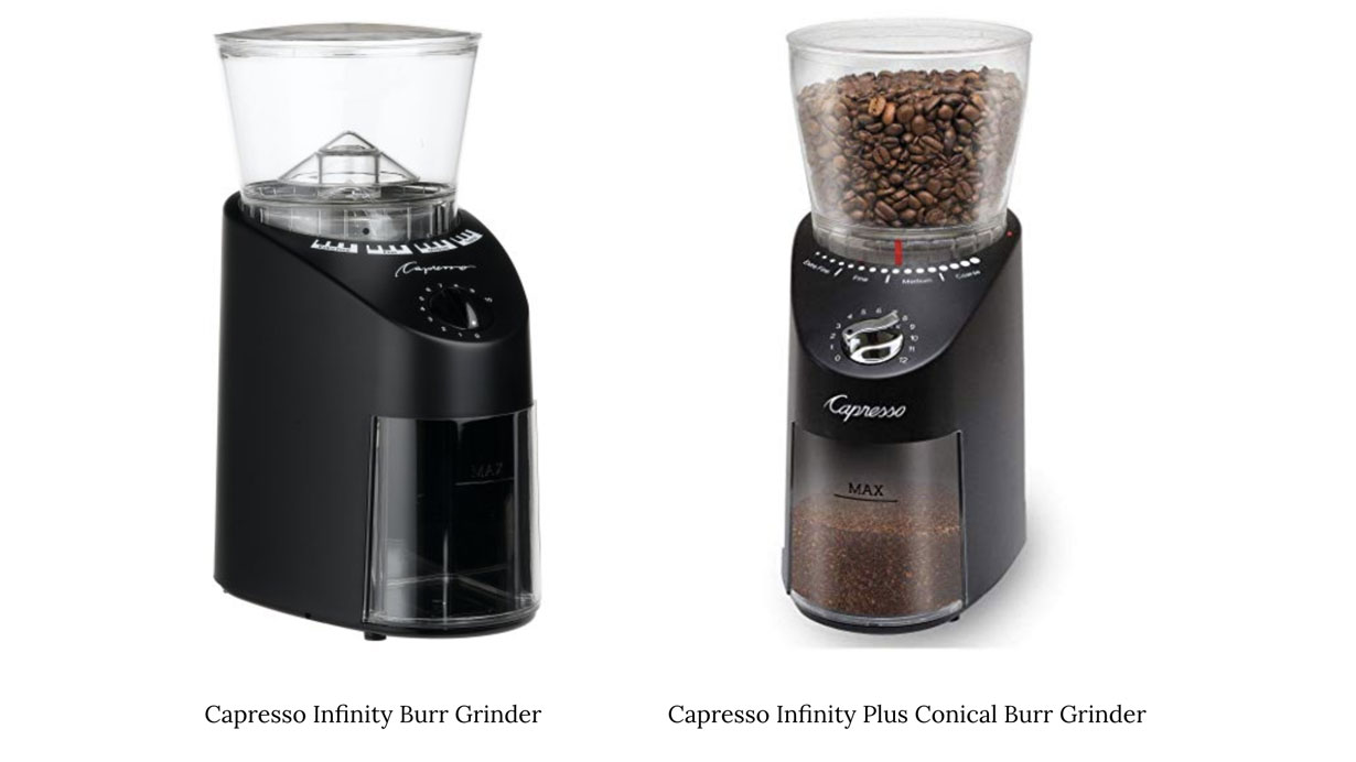 The Best Capresso Infinity Burr Grinder Reviews