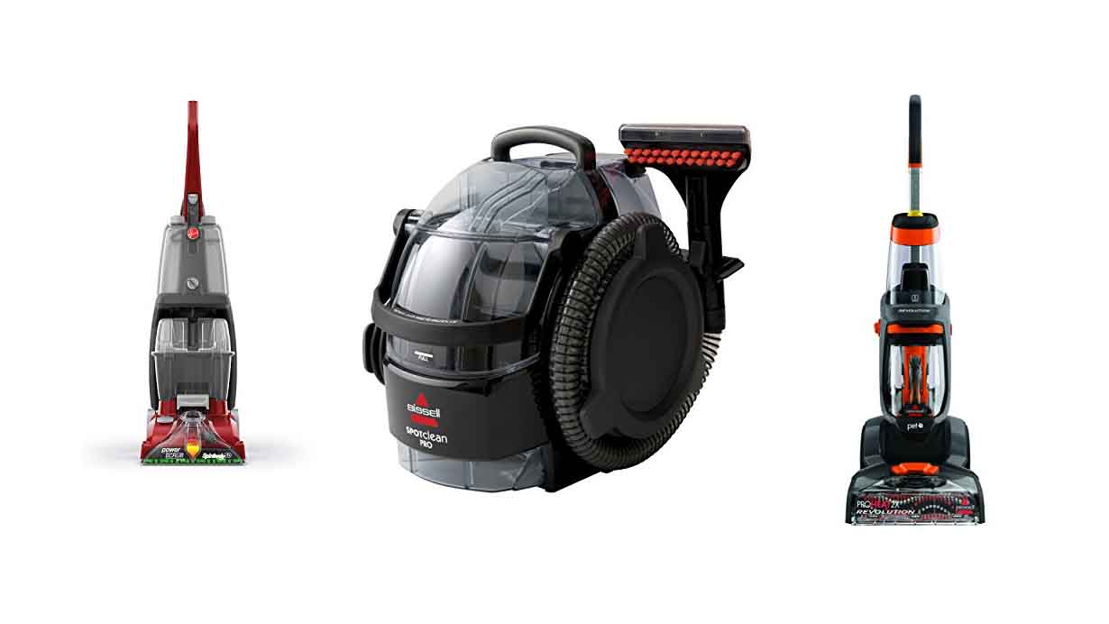 Best Carpet Cleaners 2020: Comparisons, Reviews & Consumer Reports