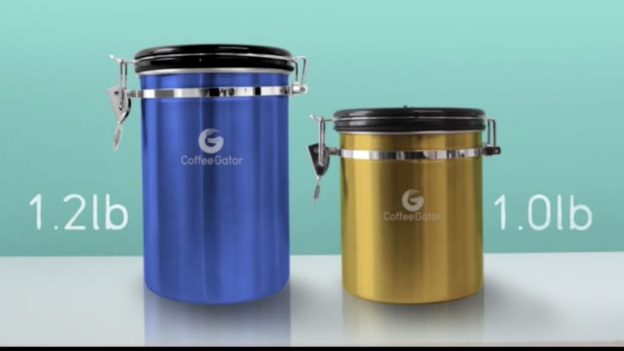What are the Best Coffee Canisters