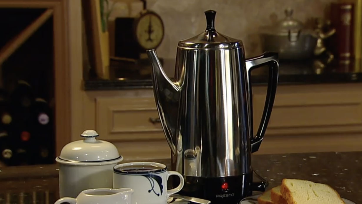 Best Coffee Percolators 2020 - Reviews and Buyer's Guide