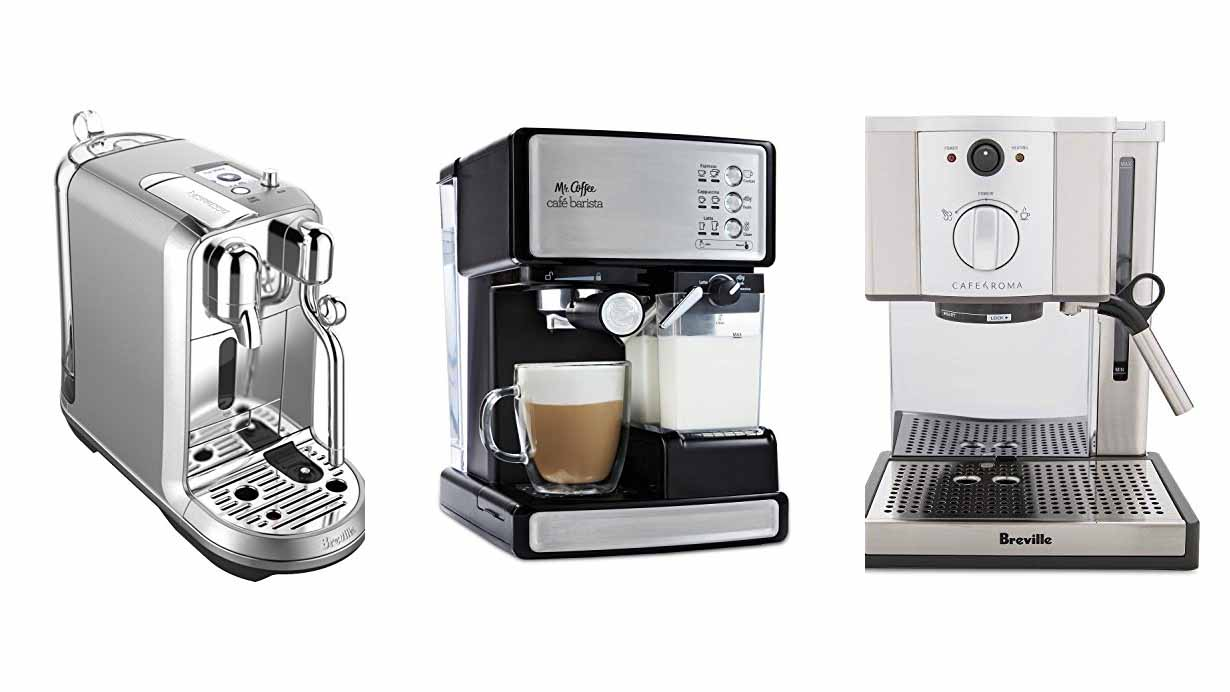 Best Coffee and Espresso Maker Combo Reviews