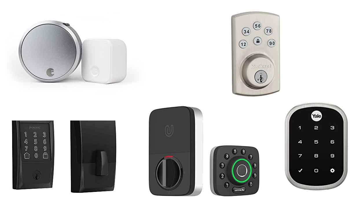 Best Electronic Door Locks 2020: Comparisons, Reviews & Consumer Reports