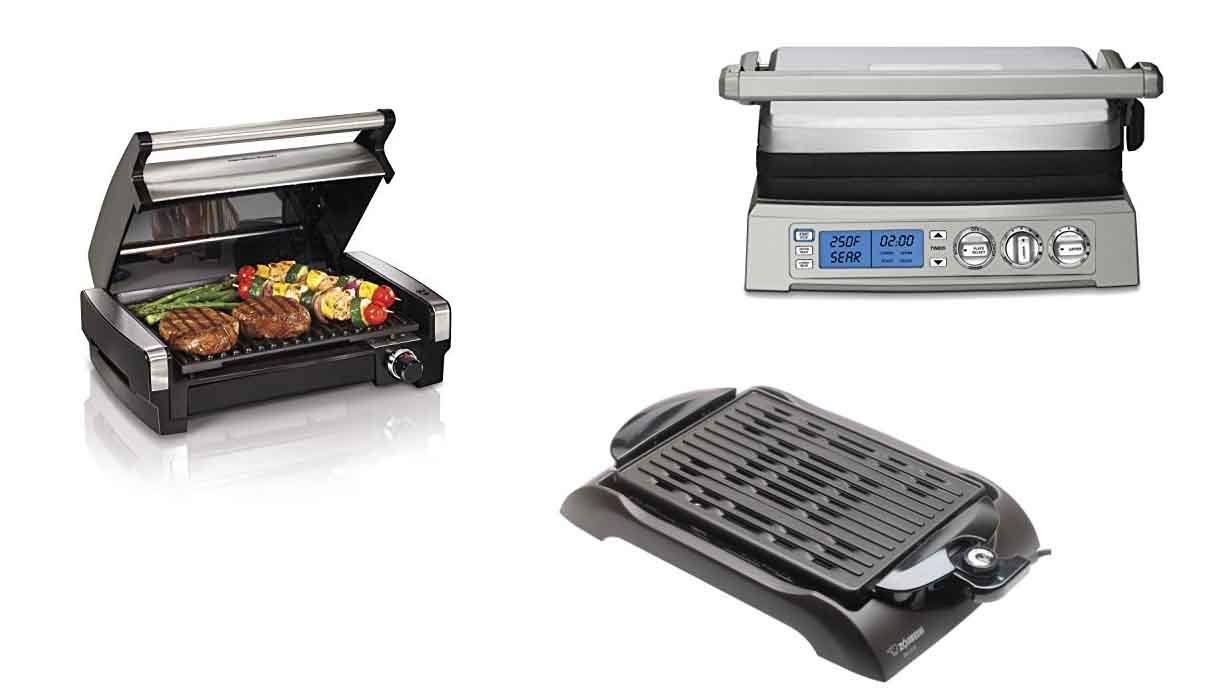 Best Indoor Electric Grills 2020: Comparisons, Reviews & Consumer Reports