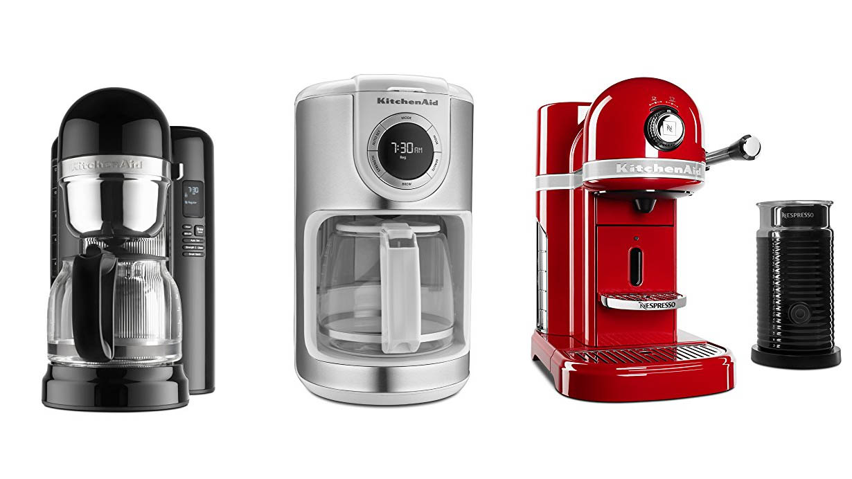 Best KitchenAid Coffee Makers Reviews: Your Best Aid in Coffee Brewing