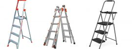 The Best Ladders for 2020: Comparisons, Reviews & Consumer Reports