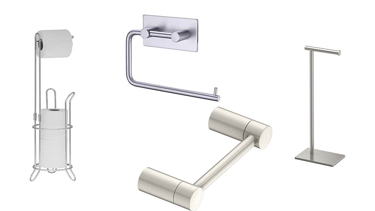 Best Toilet Paper Holders 2020: Top 10 Reviews and Buyer's Guide