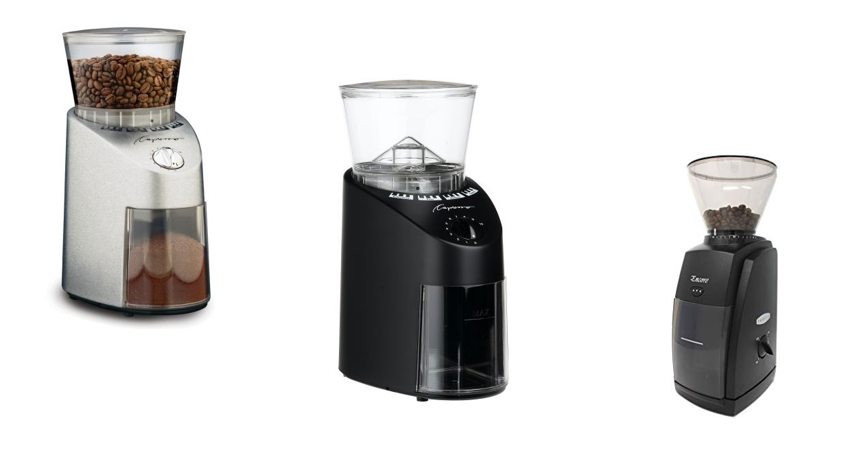 Capresso Infinity vs Baratza Encore: Who's Your Right Grinder?