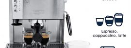 DeLonghi EC702 Espresso Maker Review