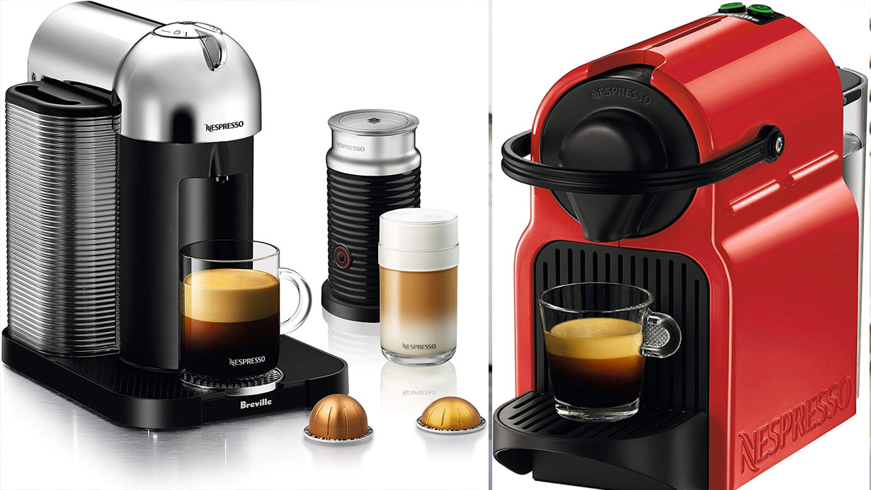 Nespresso Vertuo vs Original Review