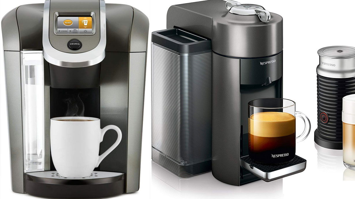 Nespresso vs Keurig – What is the Best Single-Serve Coffee Maker?
