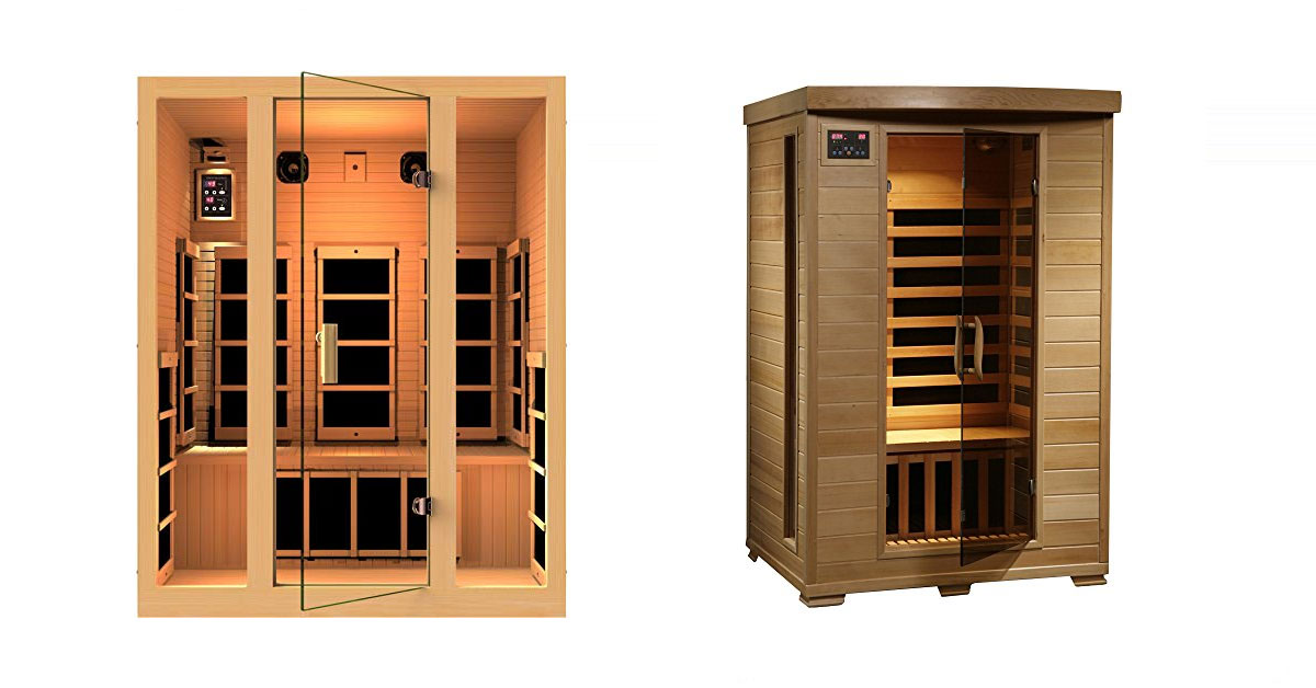 The 10 Best Infrared Sauna Consumer Reports