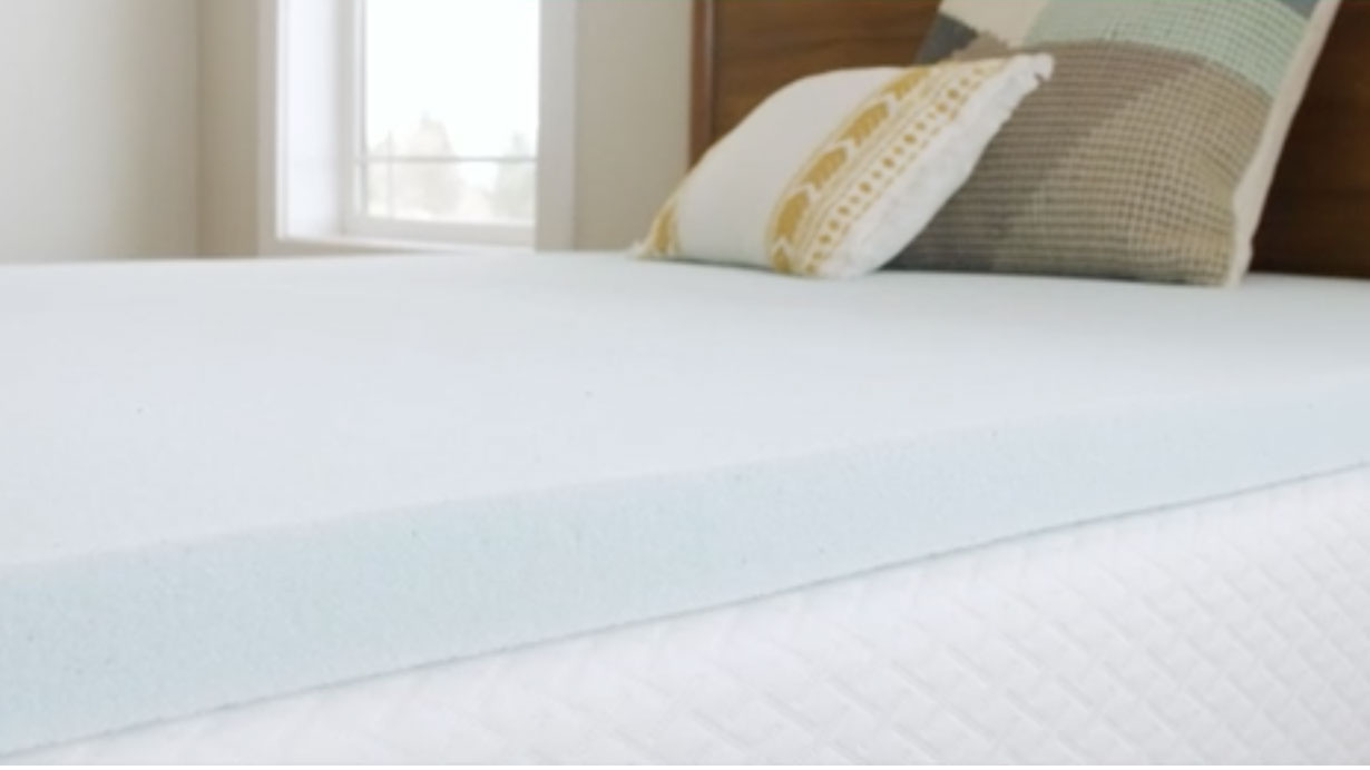 Best Memory Foam Mattress Toppers 2020 – Top 10 Reviews and Guide