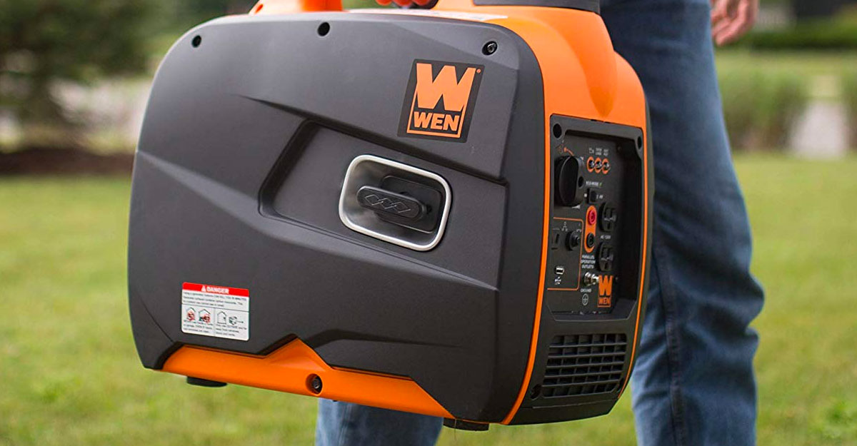 The 10 Best Portable Generators - Reviews & Consumer Reports
