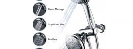 The 10 Best Shower Heads 2020 for Your Bathroom