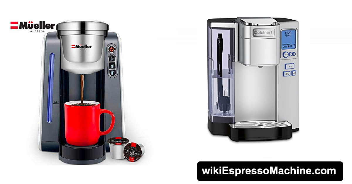 10 Best Single Serve Coffee Makers You Can't Miss Out On